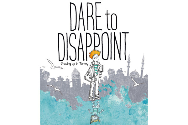 Özge Samanci's Dare to Disappoint graphic novel