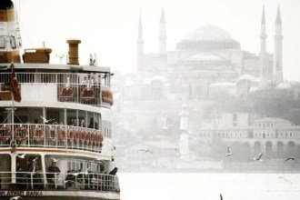 Foto of Istanbul ferry
