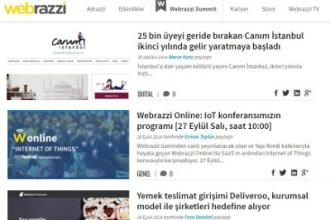 Webrazzi screenshot 2