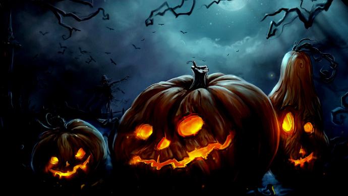 Marjo Halloween