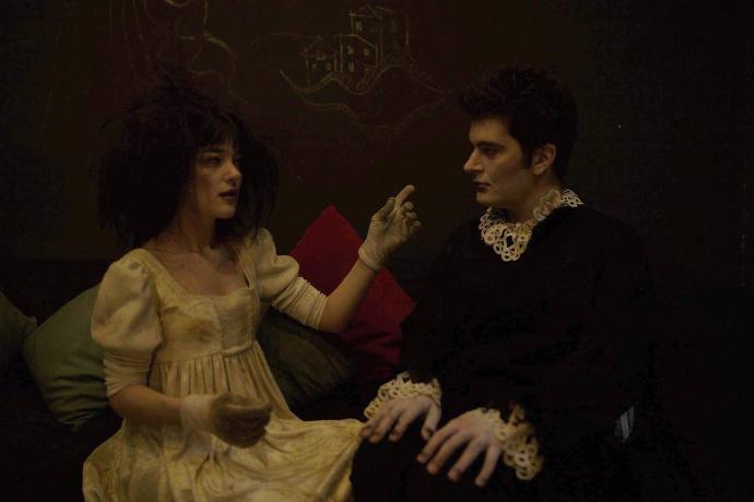 Romeo ve Juliet in Tarifsiz Hikayesi foto