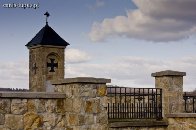 Cmentarz w Bieździadce