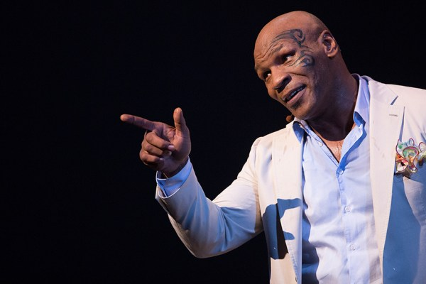CIBASS Mike Tyson Undisputed Truth