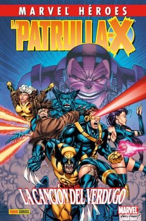 CIBASS La canción del verdugo recopilación Marvel Heroes