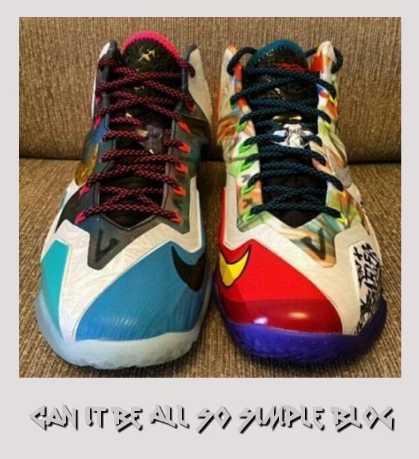 CIBASS presenta Nike LeBron XI What The LeBron