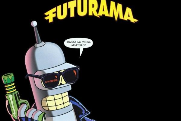 CIBASS Bender como Terminator