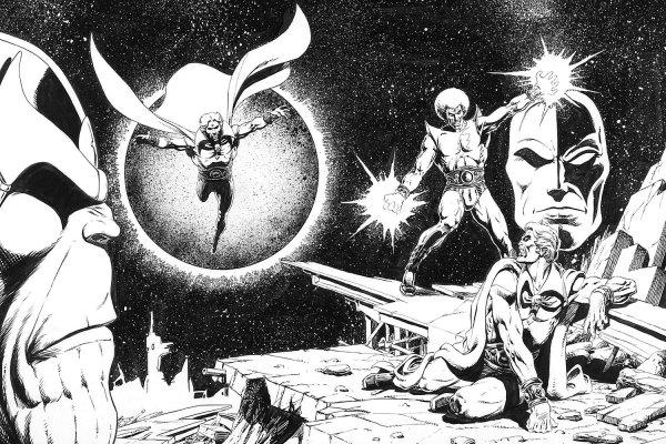 CIBASS Warlock Special Edition número 3 del año 1982