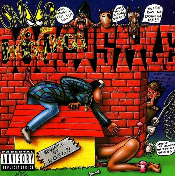CIBASS Snoop Doggy Dogg Doggystyle