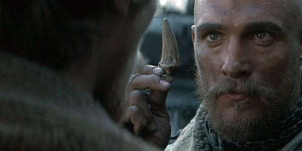 CIBASS Matthew McConaughey contra el dragón