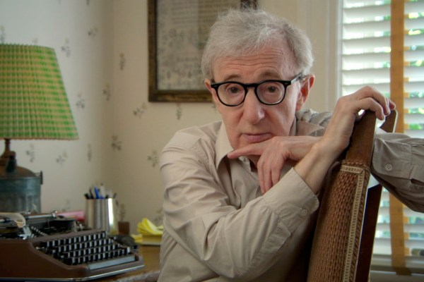 CIBASS Woody Allen en su documental