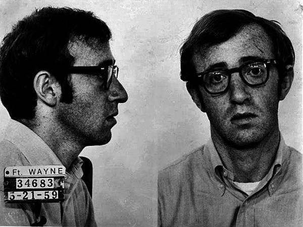 CIBASS Woody Allen ficha policial
