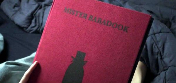 Portada del libro Mister Babadook