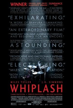 CIBASS cartel de WHIPLASH