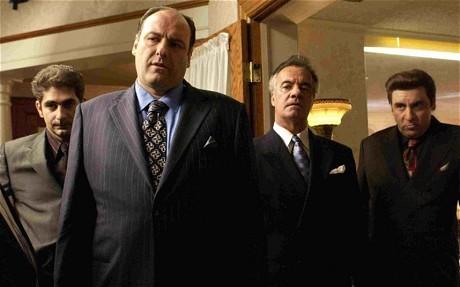 CIBASS Toni Soprano y los suyos