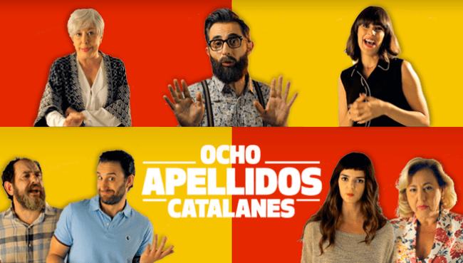 CIBASS Ocho Apellidos catalanes dos