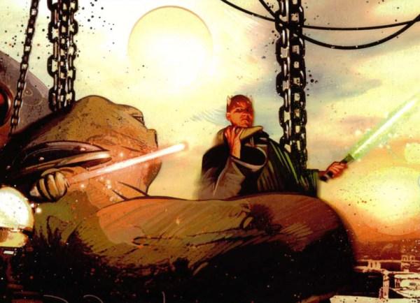CIBASS Jedi raros Beldorion el Hutt