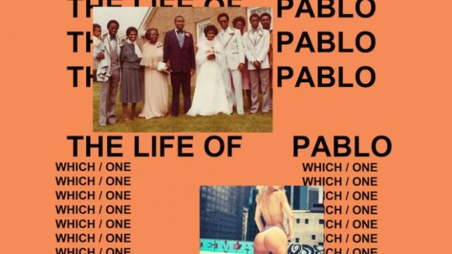 CIBASS Kanye West The Life of Pablo
