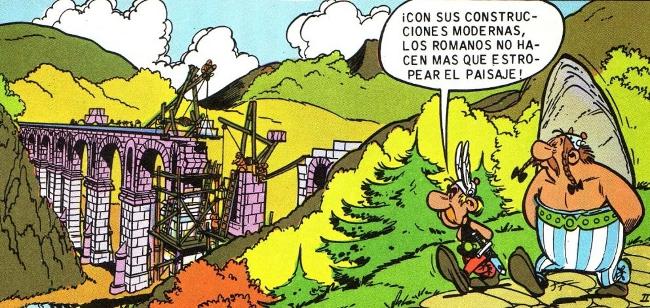 CIBASS Asterix la residencia de los dioses dos