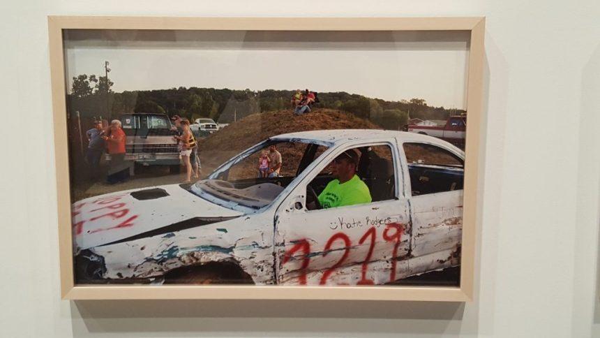 Matt Eich, Demolition Derby (Athens, Ohio) 2012