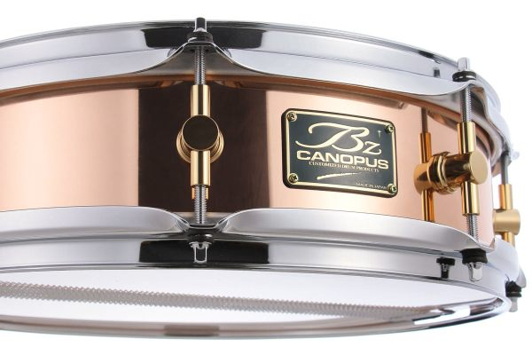 Piccolo Bronze Snare Drum