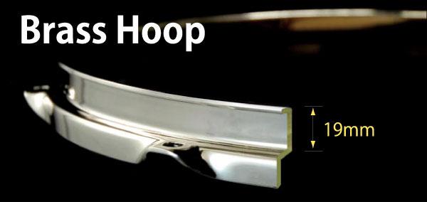 Brass Hoop