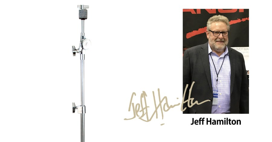 Jeff Hamilton Model Cymbal Stand