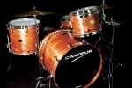 Bubinga Drum Kit