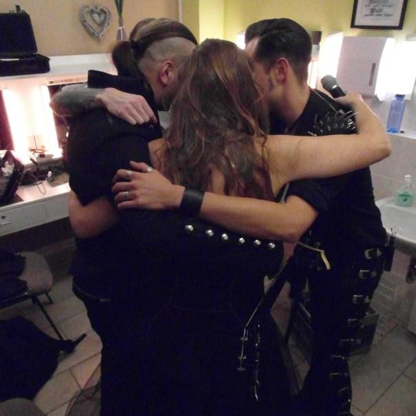 backstage Geithain