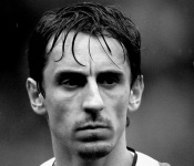 Gary Neville My Favourite Footballer