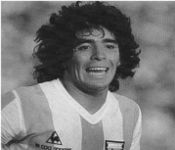 Diego Maradonna My Favourite Footballer