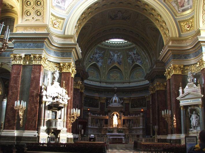 Budapeste-igreja