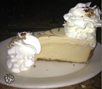 cheesecake Francine