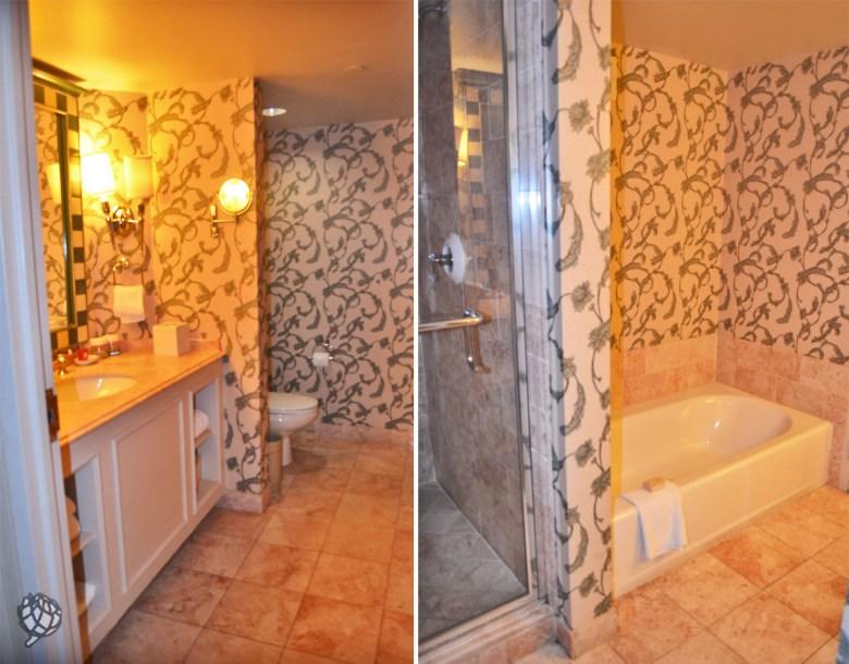 Paris Hotel banheiro