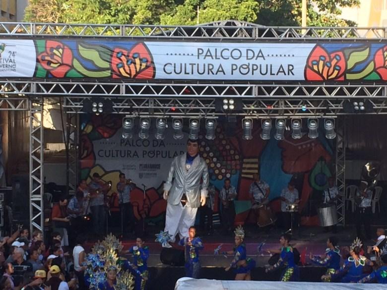 Festival de Inverno de Garanhuns - Palco da Cultura Popular