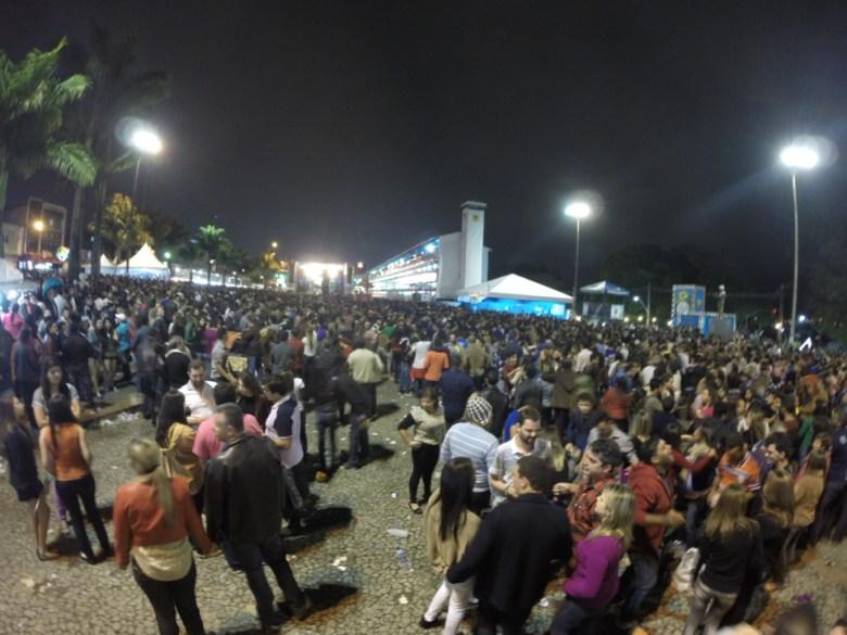 Festival de Inverno de Garanhuns - Praça Mestre Dominguinhos