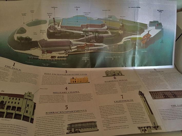 Alcatraz-folheto