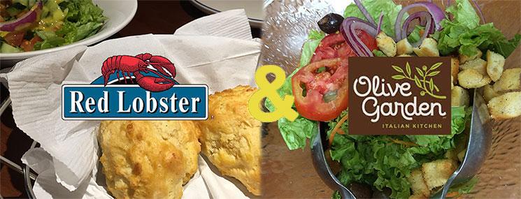 Red Lobster E Olive Garden Em Guarulhos Cantinho De N