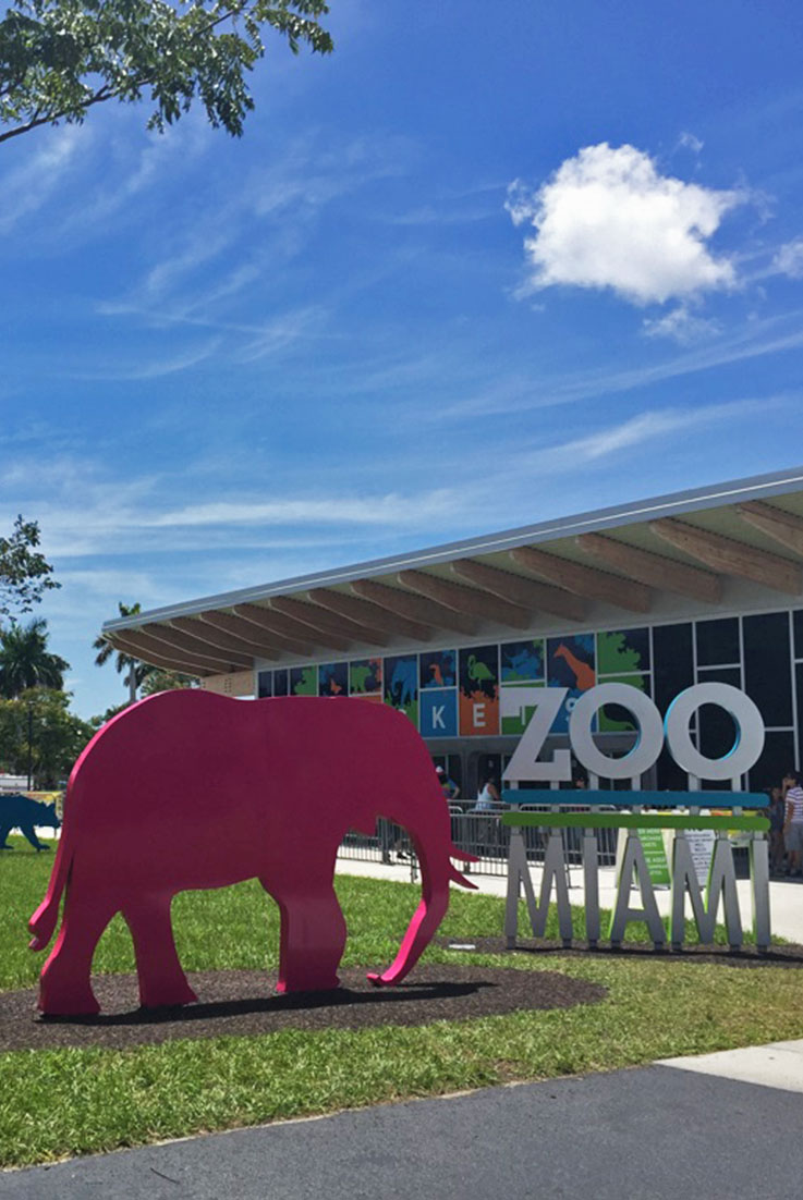 zoo de miami pin
