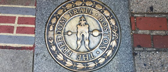 freedom trail capa