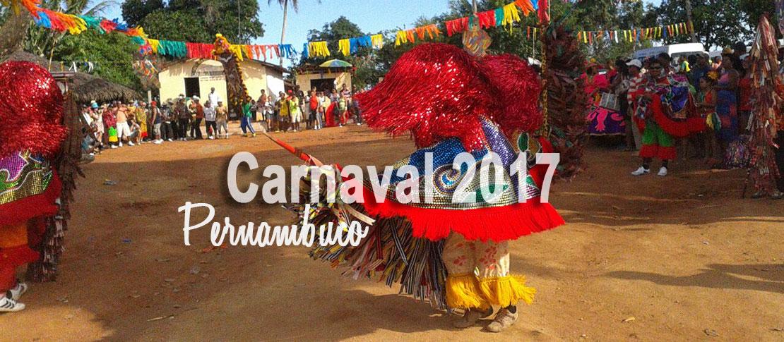 Carnaval 2017 Maracatu em Nazaré da Mata Pernambuco