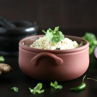 Ginger-Garlic Rice