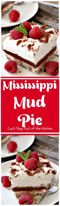 Small Of Mississippi Mud Pie