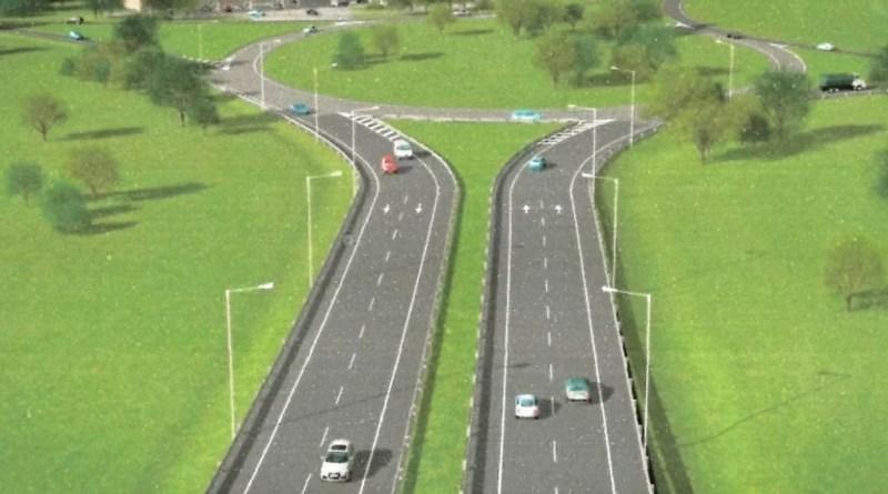 Cañuelas, cambios en la circulación de la Autopista