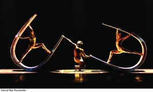 "PHOTO | DANCECleveland MOMIX will perform ""Alchemia,"" shown here, Jan. 23 at Playhouse Square's Connor Palace Theatre."