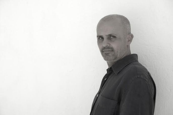 El escritor y editor José Mateos.