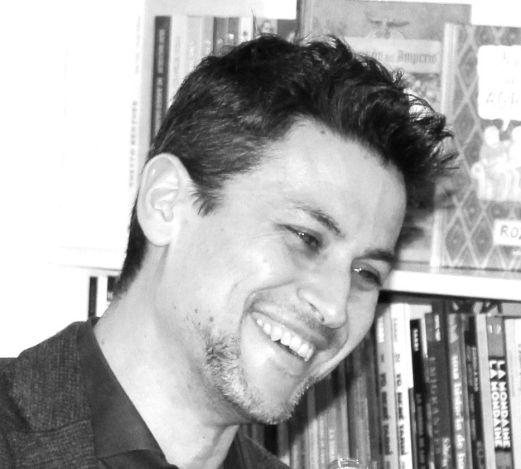 Rodrigo Cortés fotografiado por José Antonio Olmedo López-Amor.