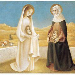 Los oficios de la Virgen