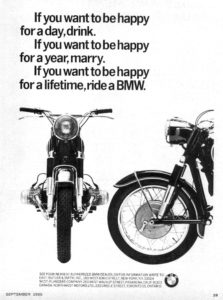 BMW happy-for-life
