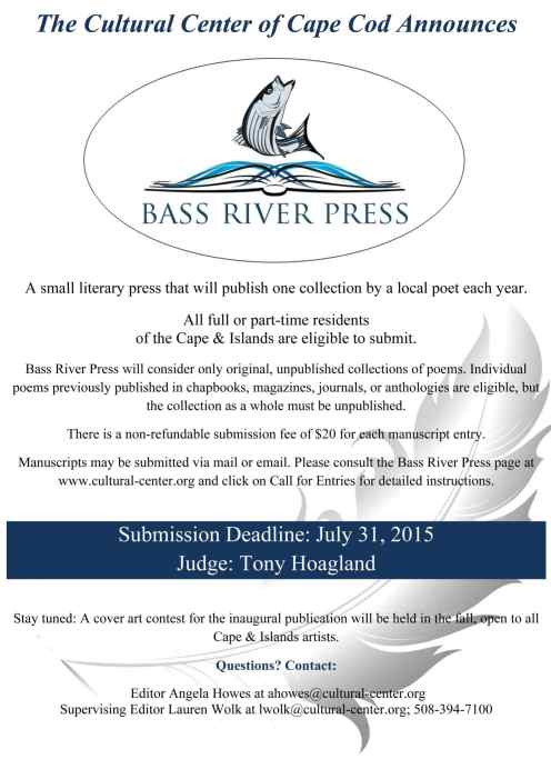 Bass River Press Poster