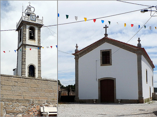 Igreja Matriz do Seixo do Côa - Censos 1758 (foto: Capeia Arraiana)